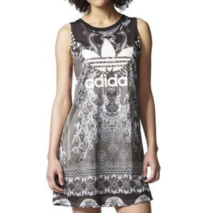 Adidas Farm Rio Pavao Tank Dress M